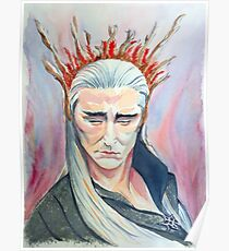 Lee Pace, Thranduil Poster