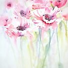 Pink Poppy Meadow by Ruth S Harris