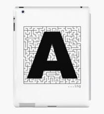 A-Maze-ing iPad Case/Skin