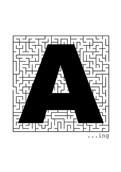 A-Maze-ing by MrPeterRossiter