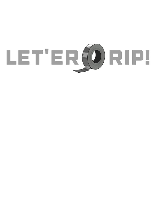 Leter rip by artack