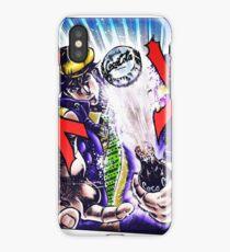 Jojo's Bizarre Adventure - Joseph Joestar Coca Cola attack iPhone Case/Skin