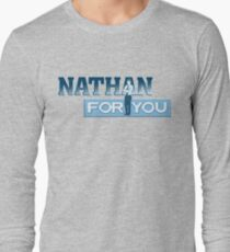 Nathan For You Long Sleeve T-Shirt