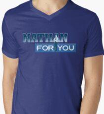 Nathan For You Men's V-Neck T-Shirt