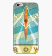 The Serenity of Sculling iPhone Case