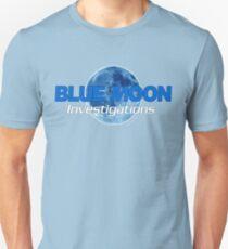 Blue Moon Investigations Unisex T-Shirt