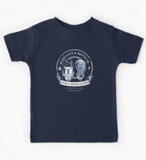 Sure-Lock & Watts-On Consulting Kids Tee