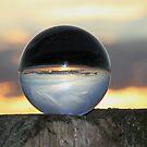 Cornish Sunset by martin bullimore