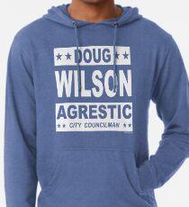 Doug Wilson Agrestic City Councilman Lightweight Hoodie
