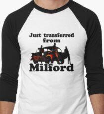 Transferred from Milford Men's Baseball ¾ T-Shirt