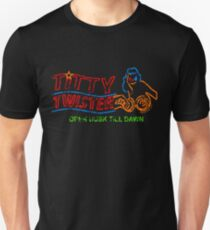 The Titty Twister Unisex T-Shirt