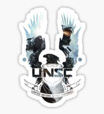 UNSC - Halo 4  Sticker