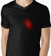 The Heart That Beats Men's V-Neck T-Shirt