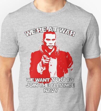 Uncle shepard wants you T-Shirt