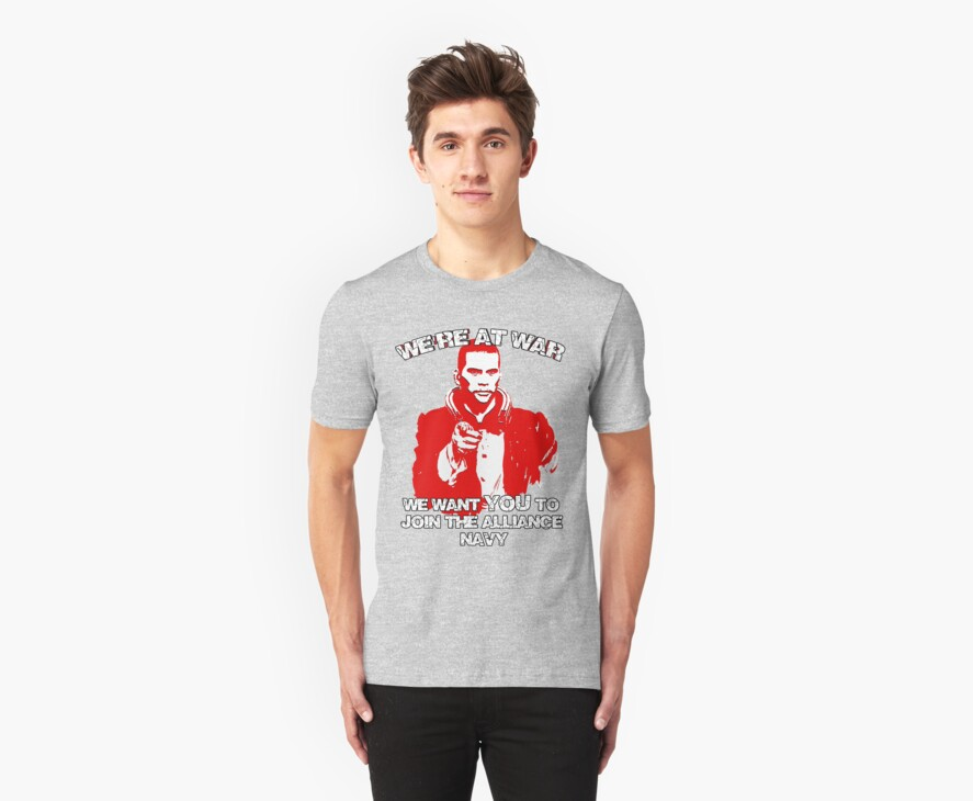 Uncle shepard wants you by Chrome Clothing