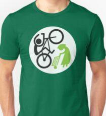 Dangers on the road #3 Unisex T-Shirt