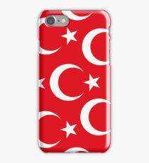 Smartphone Case - Flag of Turkey VII iPhone Case/Skin