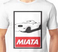 Obey Miata Unisex T-Shirt
