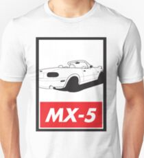 Obey MX-5 Unisex T-Shirt
