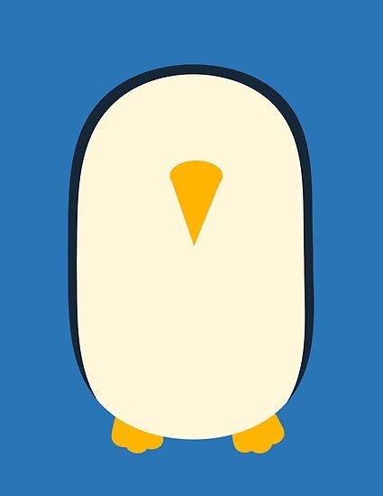 Penguin by Ian M.