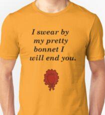Firefly. Pretty Bonnet. Unisex T-Shirt