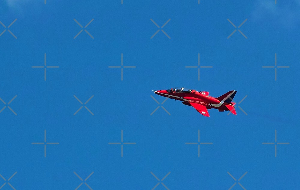 red arrow by Stephen Kane