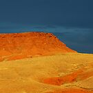 Landscape, Thermopolis by pmreed