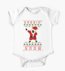 Dabbing Santa Kids Clothes