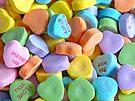 Candy Hearts by FrankieCat