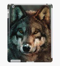 Animal Art - Wolf iPad Case/Skin