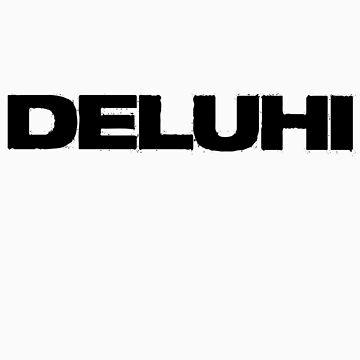 DELUHI 2#  LOGO by MLNINJA94
