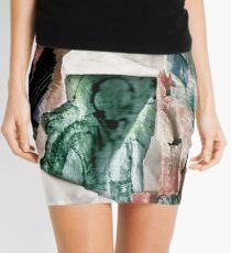 Slender Scraps Mini Skirt