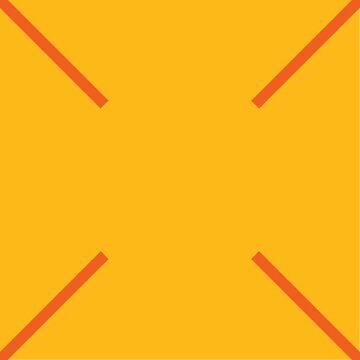 < > (Orange) by Shonkie