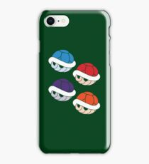 TMNT Shells iPhone Case/Skin