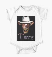 TERRY One Piece - Short Sleeve