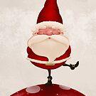 Gnome on fungus by jordygraph