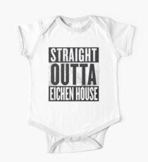 Straight Outta Eichen House One Piece - Short Sleeve