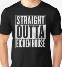 Straight Outta Eichen House Unisex T-Shirt