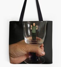 Tom Thumb Tote Bag