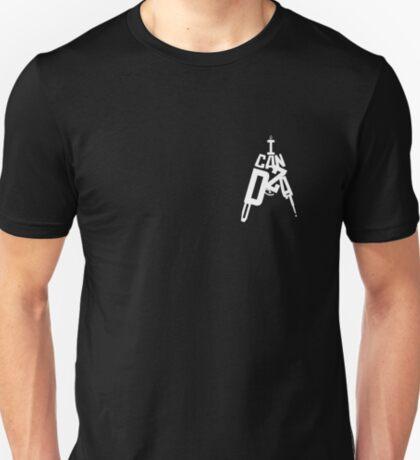 I Can Do Zat! (White, Small) T-Shirt