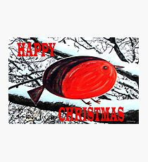 HAPPY CHRISTMAS 42 Photographic Print