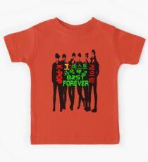 ♥♫I Love B2ST Forever Splendiferous K-Pop Clothes & Stickers♪♥ Kids Tee