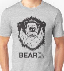 Bear Beard. Unisex T-Shirt