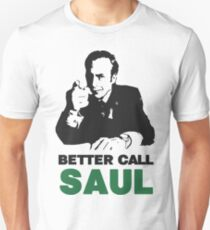Better Call Saul (Red) Unisex T-Shirt