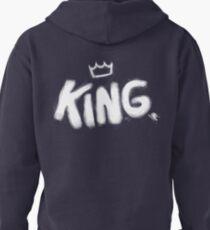 King Pullover Hoodie
