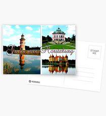 Gruss aus Moritzburg Postkarten