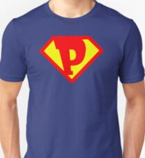 Super Monogram P Unisex T-Shirt