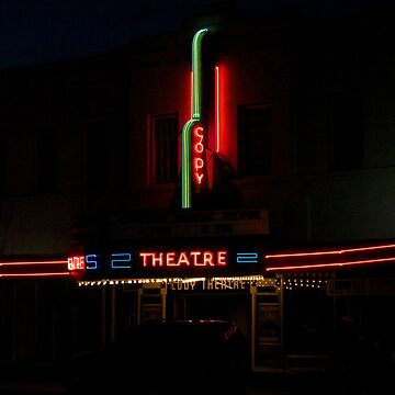 Cody Theatre by pmreed
