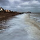 Stormy Eastbourne by willgudgeon