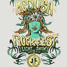 Medusa Rockfest by wytrab8